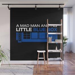 Mad man Wall Mural