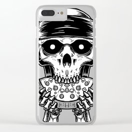 Hungry Clear iPhone Case