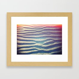 Way We Have Lengths Framed Art Print