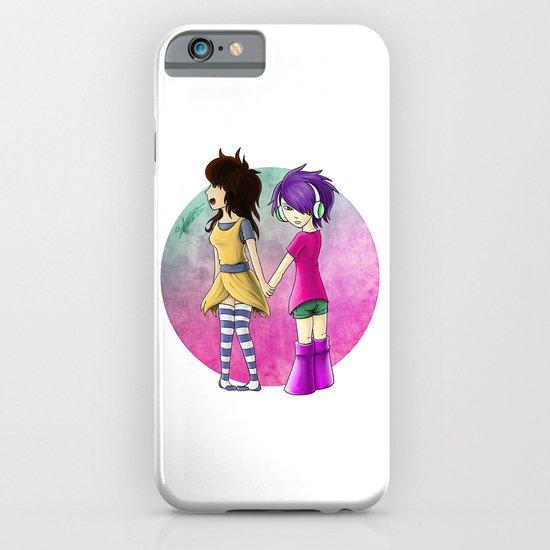 Yukiko & V2.0 iPhone & iPod Case