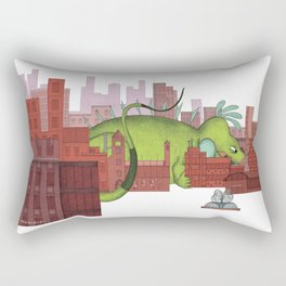 Big Mo – City Rectangular Pillow