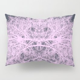 Psychedelic forest creature Pillow Sham