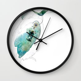 Alsoundo Athhis Wall Clock