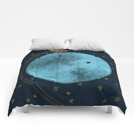 Over The Moon For You Comforters