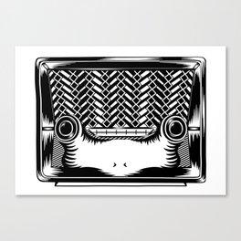 RadioSapo Canvas Print