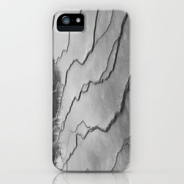 biscuit basin or just squiggles iPhone Case