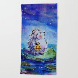 Finding My Star Beach Towel