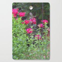 Monarda Garden Cutting Board