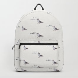 Zut Alors // French Birds Backpack