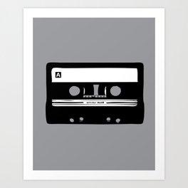 Mixtape Love Art Print