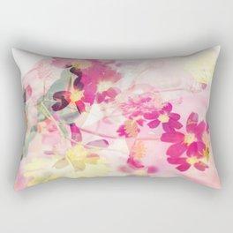 Blossom V Rectangular Pillow
