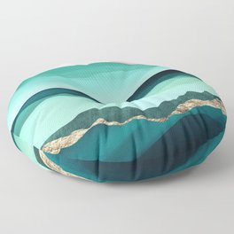 Summer Hills Floor Pillow