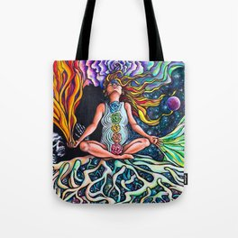 Goddess Rising Tote Bag