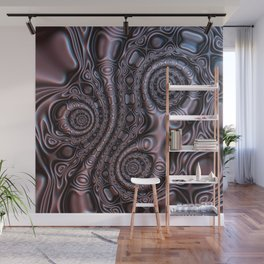 Bronze ornament Wall Mural