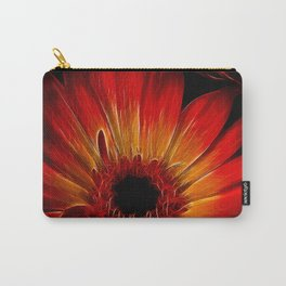 Starfire Gerbera Carry-All Pouch