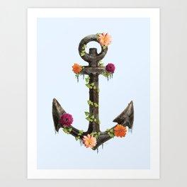Sailing Nature Art Print
