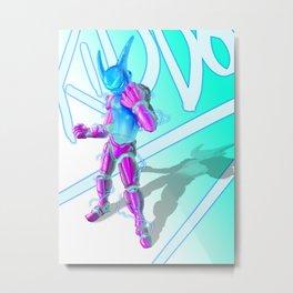 KiddoTech Metal Print