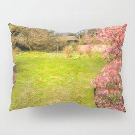 Spring Garden Art Pillow Sham