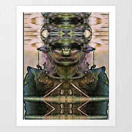 """Deep Inside II"" Art Print"