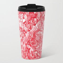 Red Study Travel Mug