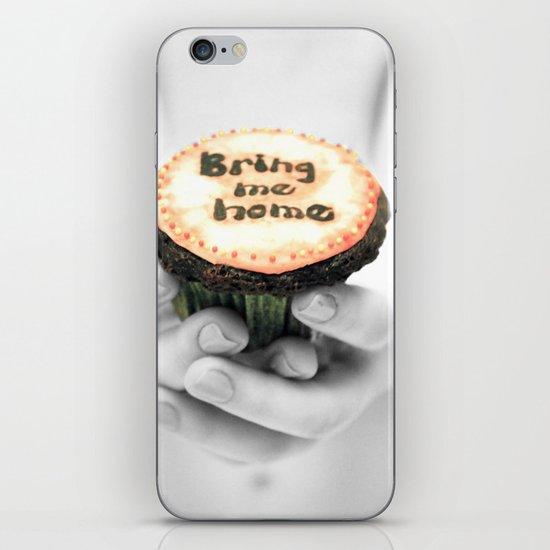 Bring me home iPhone & iPod Skin