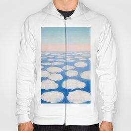 Georgia O'Keeffe Above the Clouds Hoody