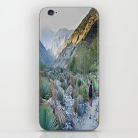 onward iPhone & iPod Skins featuring Onward by Kim Ramage