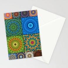 Mandala Madness Stationery Cards
