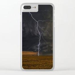 THE KANSAS BEAST 2017 Clear iPhone Case