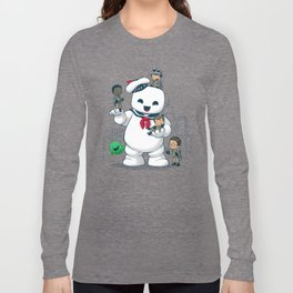 Puft Buddies Long Sleeve T-shirt