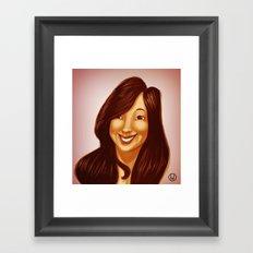For Sul Framed Art Print