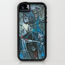 exiled archangels iPhone Case