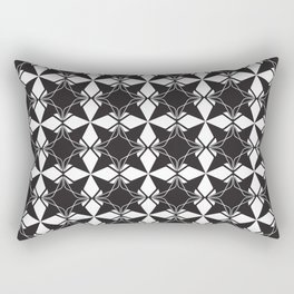 Minimal Motif Pattern 3 Rectangular Pillow