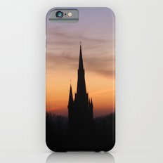 Sunset over Greenwich (UK) iPhone 6s Slim Case