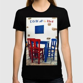 bodrum in love T-shirt
