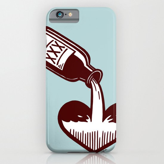 F. Scott Fitzgerald iPhone & iPod Case