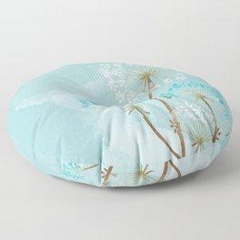 Turquesa Floor Pillow