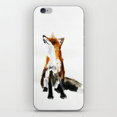 Woodland Fox  iPhone & iPod Skin