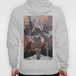 Clash of Two Worlds Hoody