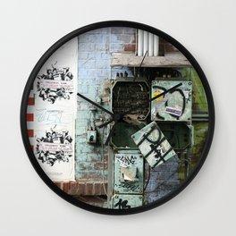 Art of Berlin Wall Clock