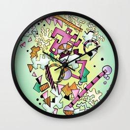 Geostuff Wall Clock