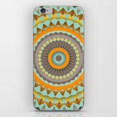 Mardi Gras Spin iPhone & iPod Skin