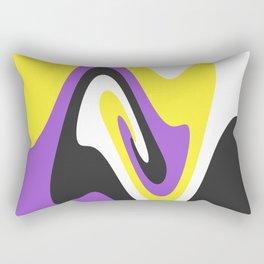 None but All Rectangular Pillow