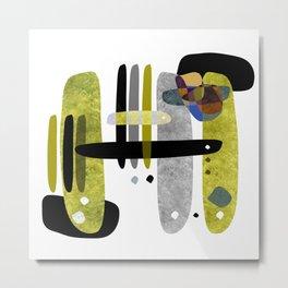 """Modern Totem 02"" Metal Print"