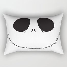 Jack Skellington Halloween Rectangular Pillow