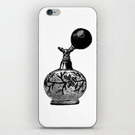 Vintge Perfume Atomizer iPhone Skin
