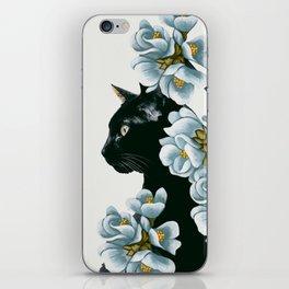 cat 2 iPhone Skin