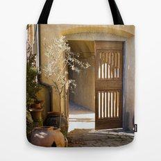 Spring Light in Tuscany Tote Bag