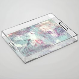 Weathered Rhythms Acrylic Tray