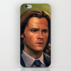 Sam Winchester from Supernatural iPhone & iPod Skin